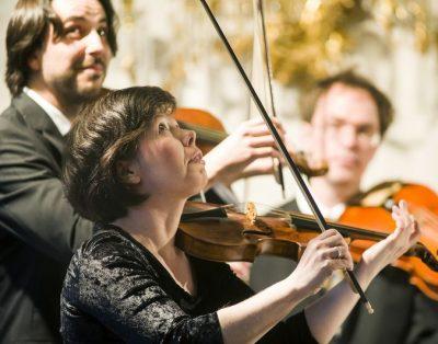 Barokní podvečery 2015 <br> Boemo virtuoso <br> © Petra Hajská