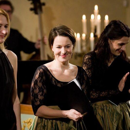 Barokní podvečery 2013<br>Vánoce v římském paláci<r> © Anna Chlumská